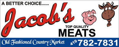 Jacob's Meats Logo